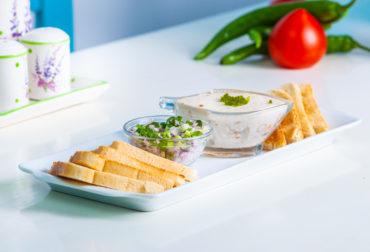 Salata de icre!